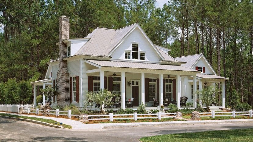 Home Plan Homepw24063 2717 Square Foot 4 Bedroom 3 Bathroom Cottage Home With 0 Garage Bays Southern House Plans Cottage House Plans Country House Plans