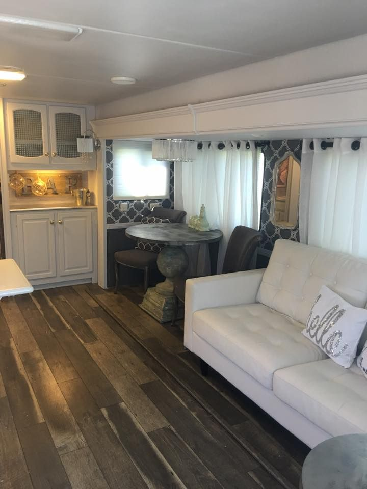 Camper Remodel Ideas 5 | Camper renovation, Camper remodeling and Rv