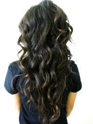 Wavy Perms On Pinterest Body Wave Perm Beach And