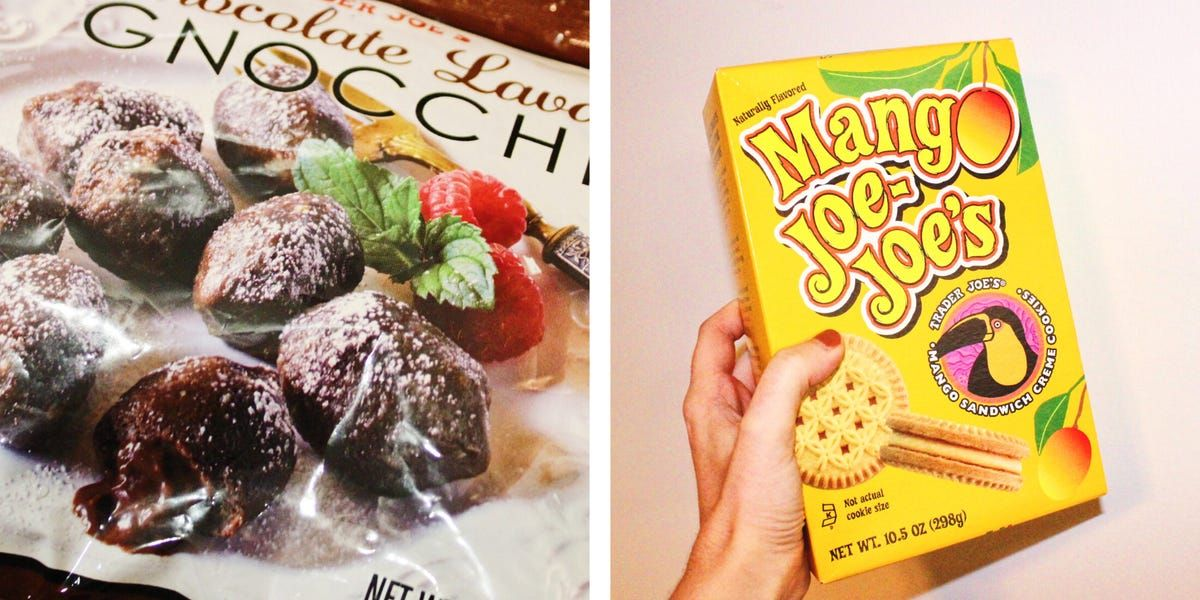 I tried 8 of the strangest products i could find at trader