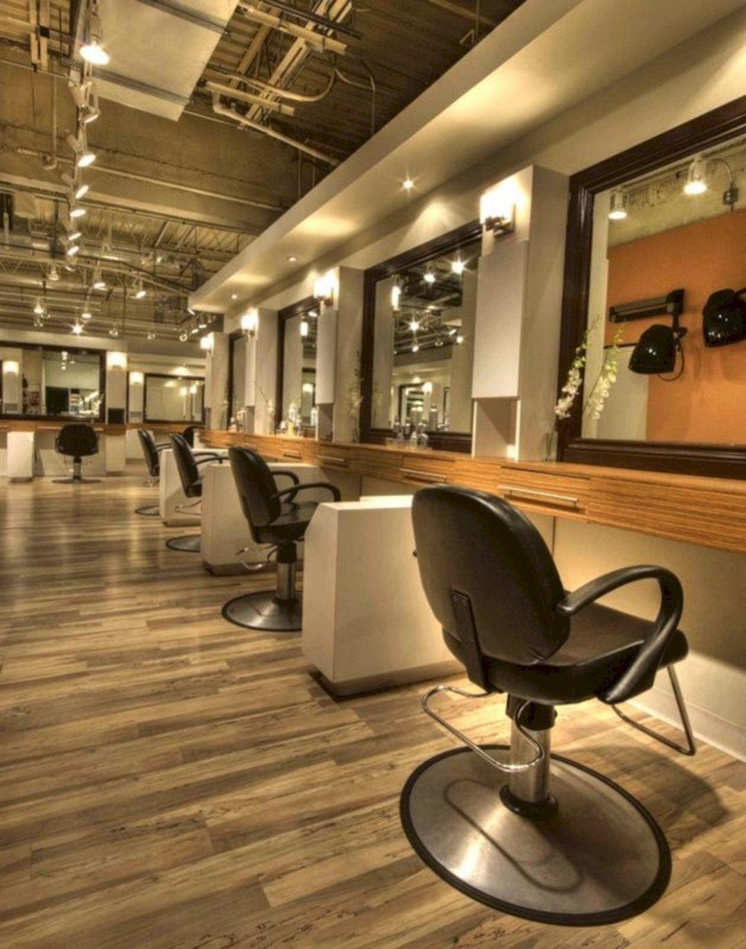 Hair Salon Interiors Designs Salondecoratingideas Kapsalon Interieur Kapsalon Inrichting Salon Inrichting