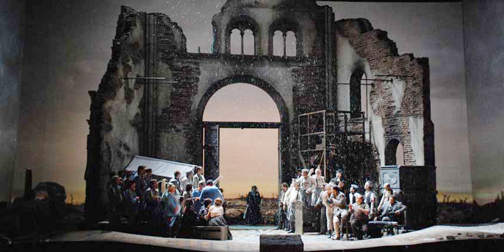3d For The Real World Los Angeles Opera Uses Cinema 4d To Add Atmosphere And Spectacle To 2 Wagner Productions Scenic Design Set Design Theatre Scene Design