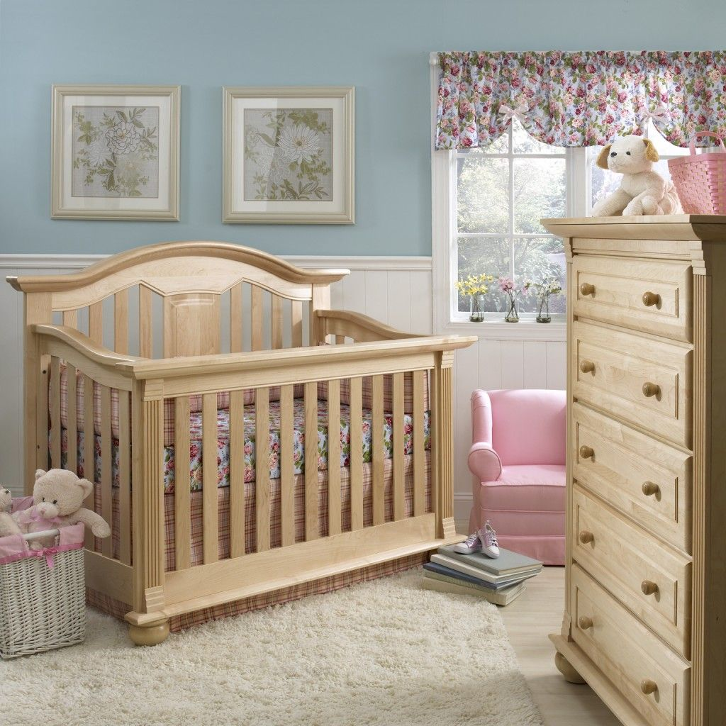 Unfinished crib for sale - Giveaway Baby Cache Convertible Crib