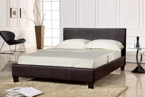 4ft 6 Bed with mattress £142