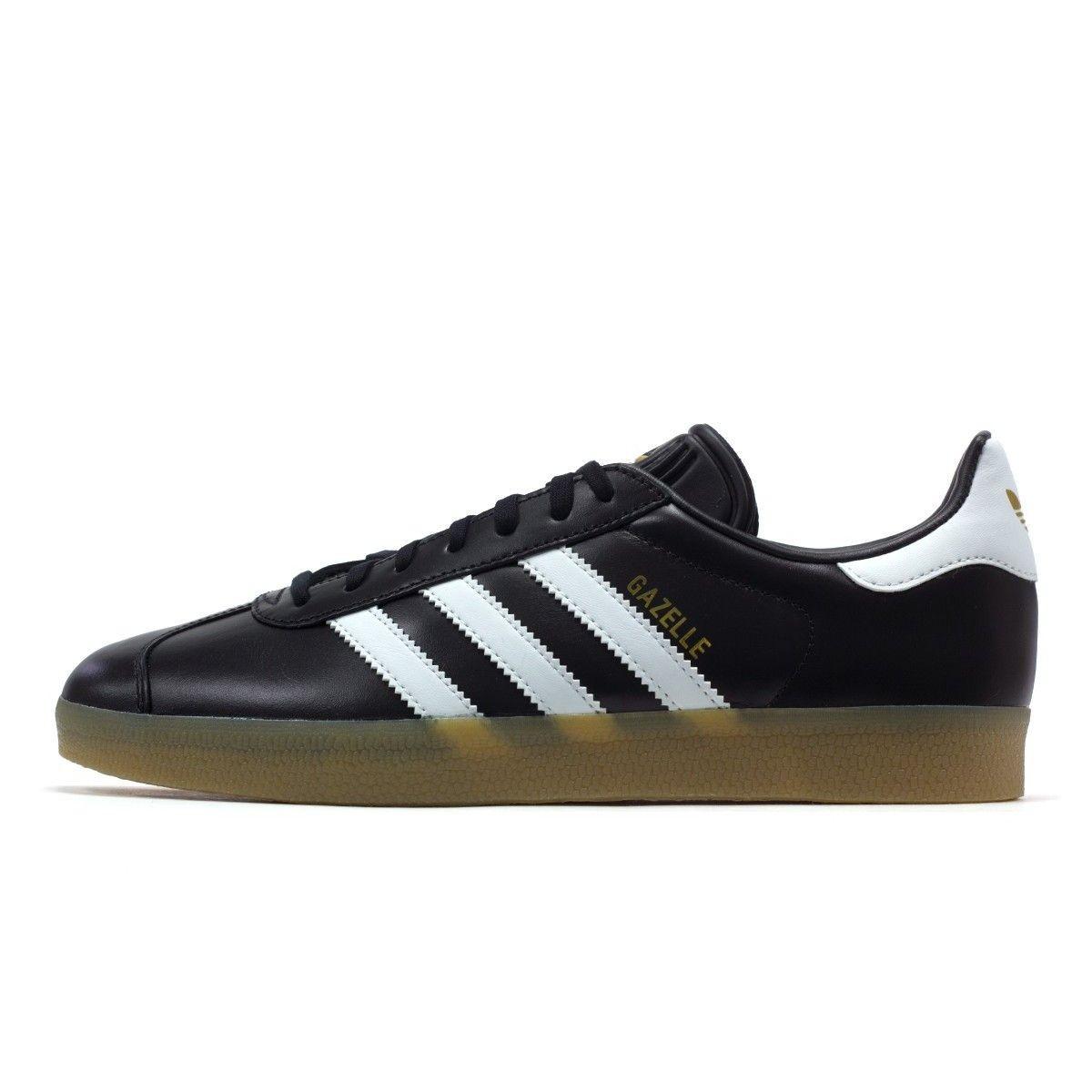 Baskets Adidas Gazelle Noir Homme Taille : 40;40 23;46 2