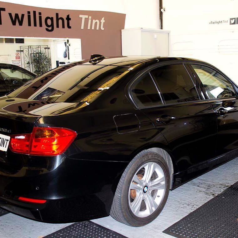 Car window tinting by twilight tint chichester tinted