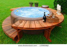 Jacuzzi Verkleidung Whirlpool Pinterest