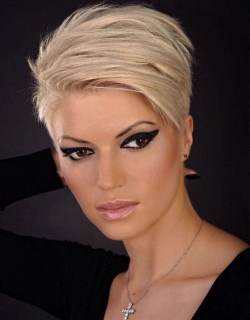 Short Funky Hairstyles Beauteous Image From Httphairstylesforshorthairswpcontentuploads
