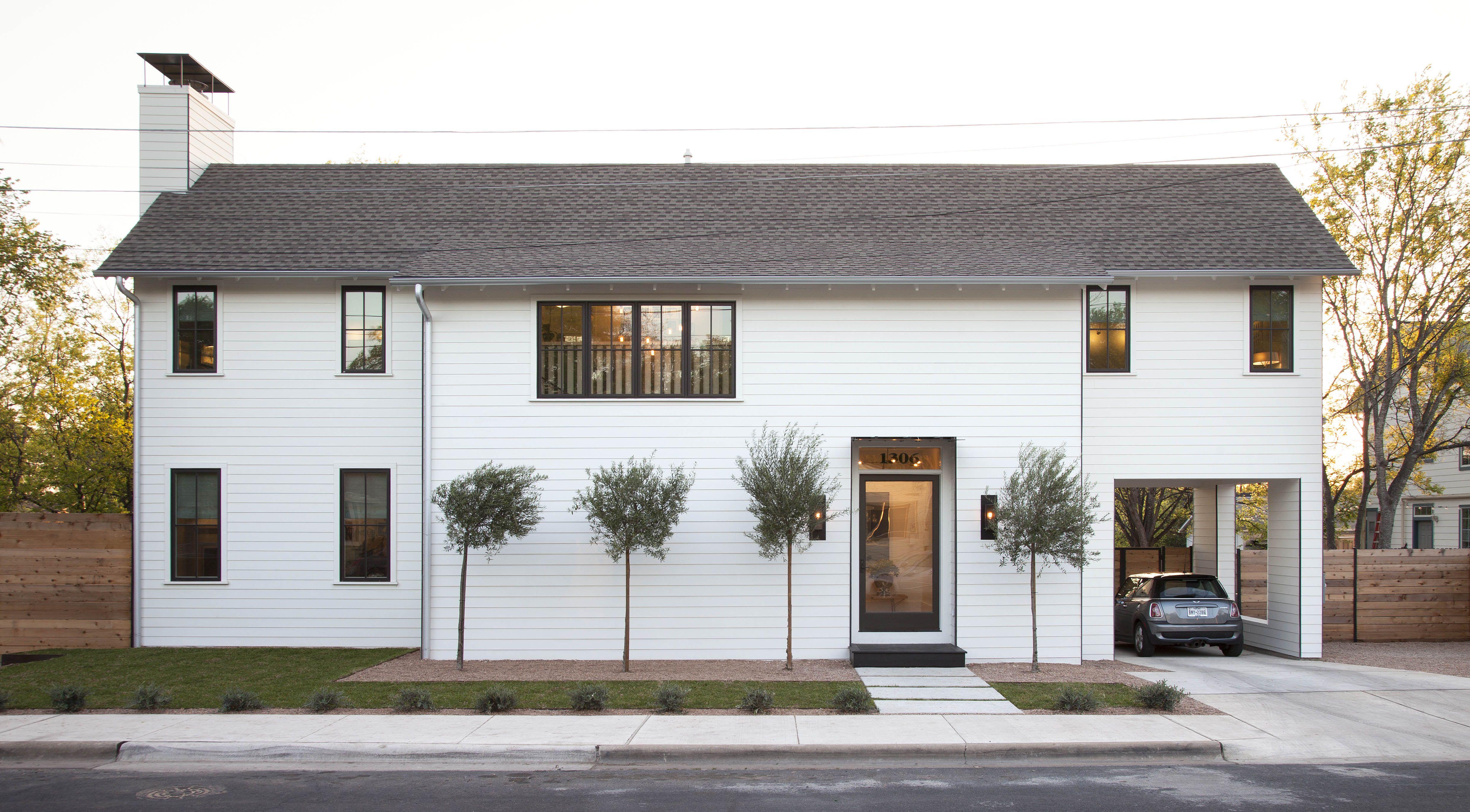 Articles About Modern Take Texas Farmhouse On Dwell