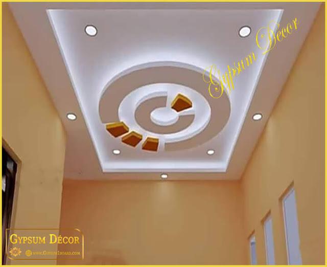 اسقف معلق جبس بورد حديثة 2021 Ceiling Design Modern Kitchen Interior Design Decor Pop False Ceiling Design