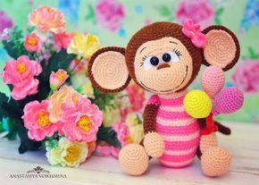 Amigurumi Monkey Free Pattern Amigurumi Free Patterns Monkey
