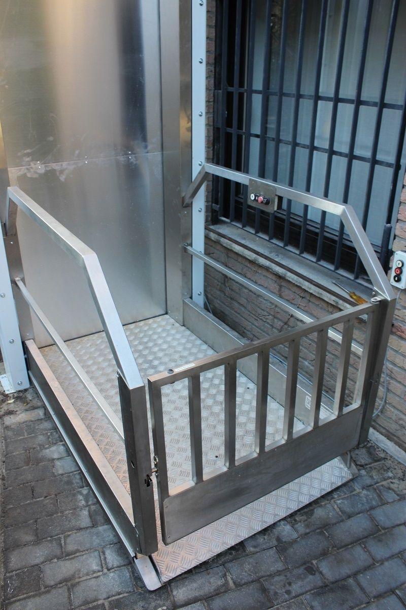 Rollstuhllift Fahrstuhl Plattformlift Treppenlift Rollstuhl HebebÜhne Lift Hebe- & Arbeitsbühnen