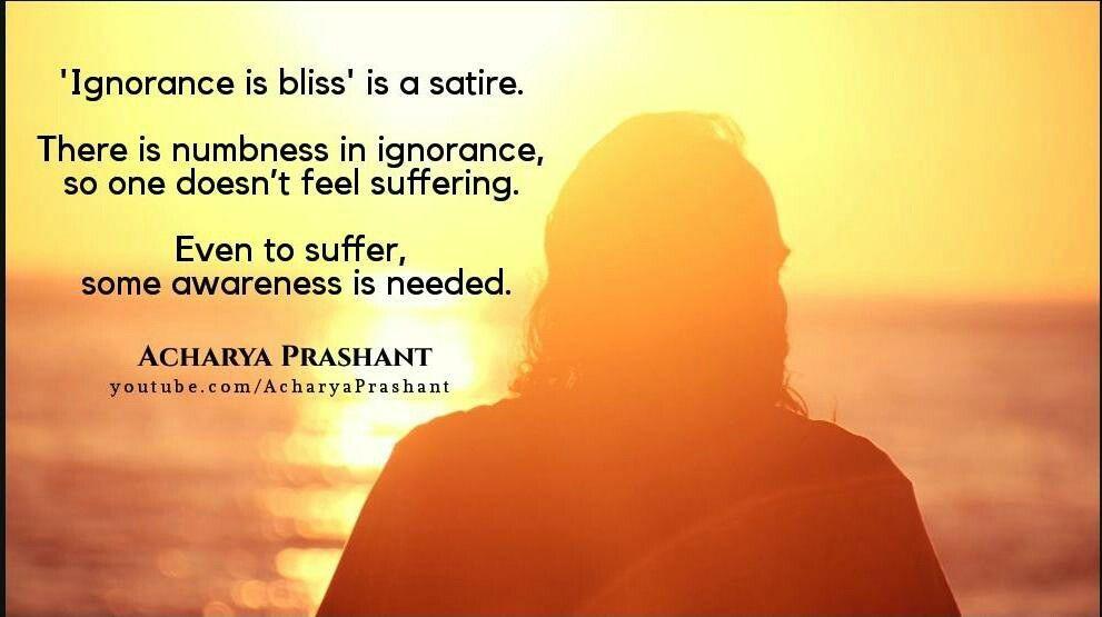 Pin By Acharya Prashant On Quotes Acharya Prashant Life Quotes