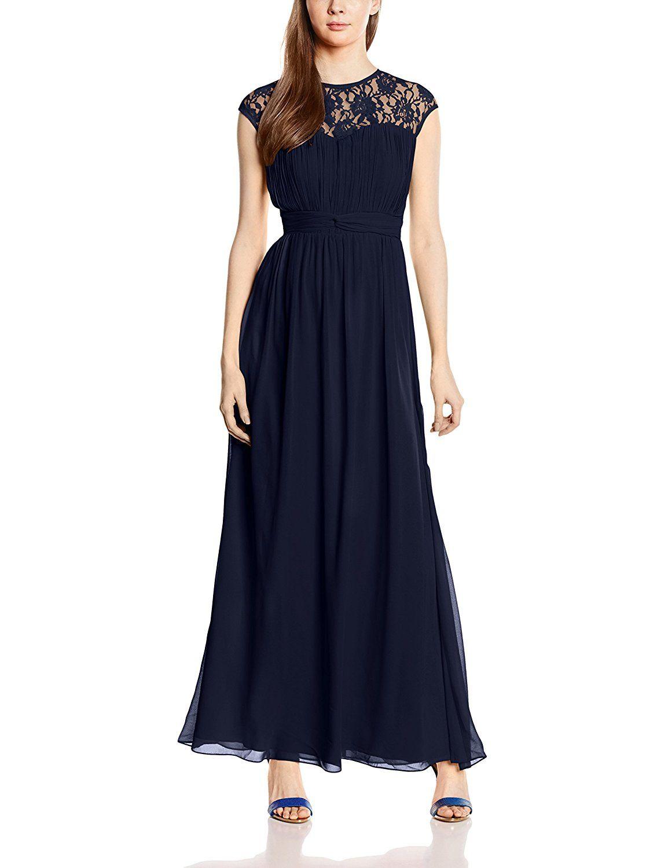 14, Blue (Navy), Little Mistress Women\'s L2236d2a Dress NEW