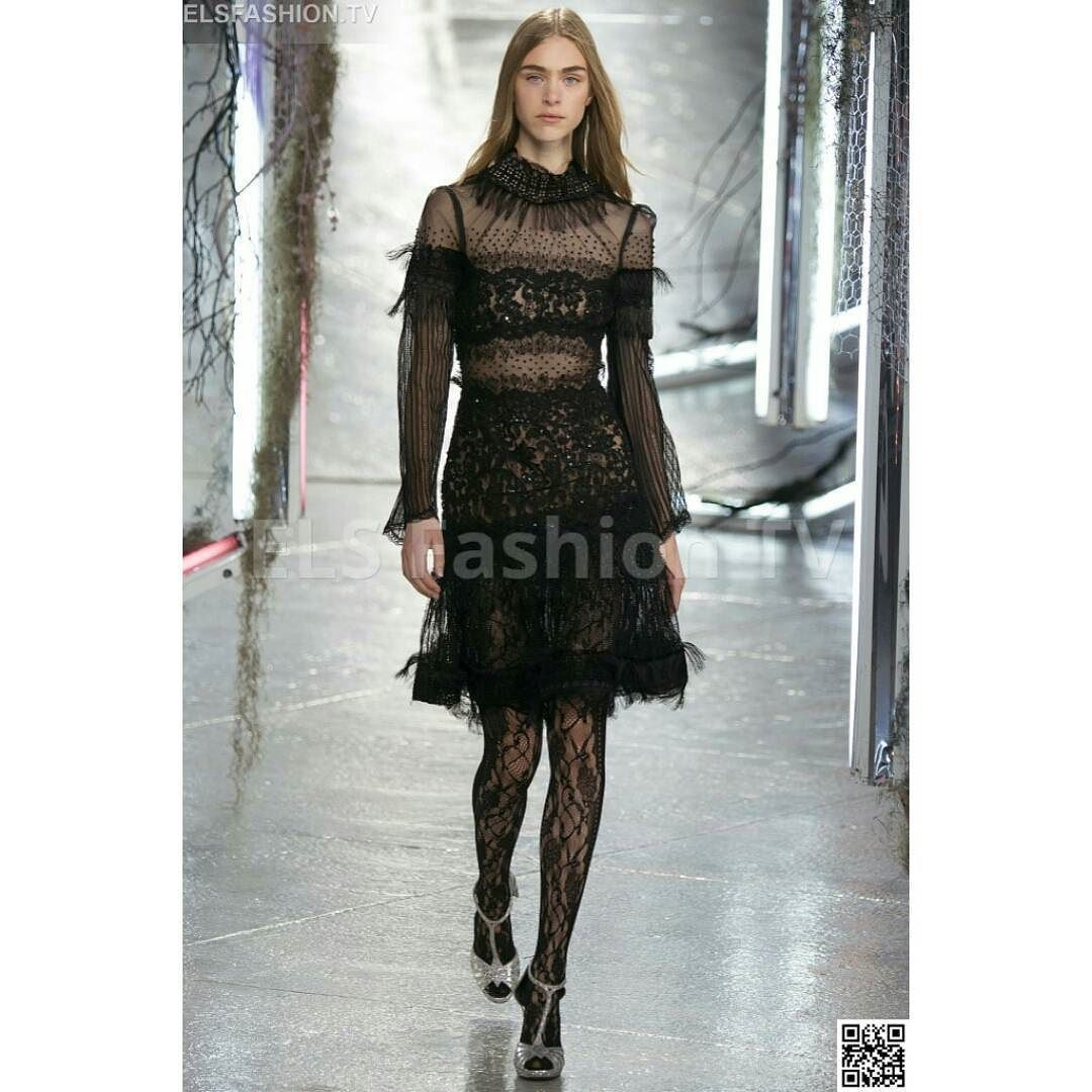 #Rodarte  #nyfw2016  fall S/S Full Show HQ  #photos  #elsfashiontv  http://ow.ly/SGv6s  #nyfw  #nyfw15  Click on the above link to watch the entire collection. Register your email for dialy update! and to interact with us.  #me  #photooftheday  #instafashion  #instacelebrity  #instaphoto  #paris  #newyork  #montecarlo  #fashionweek  #london  #italia  #manhattan  #miami  #dubai  #glamour  #fashionista  #style  #altamoda  #fashiontrend  #tvchannel  #fashiontrends