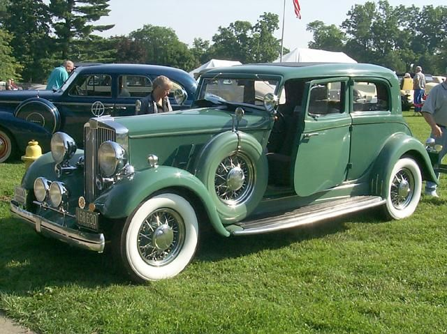 Image Detail For The Hupmobile A Lesson For Today S Car Makers Classic Cars Trucks Vintage Cars Classic Cars