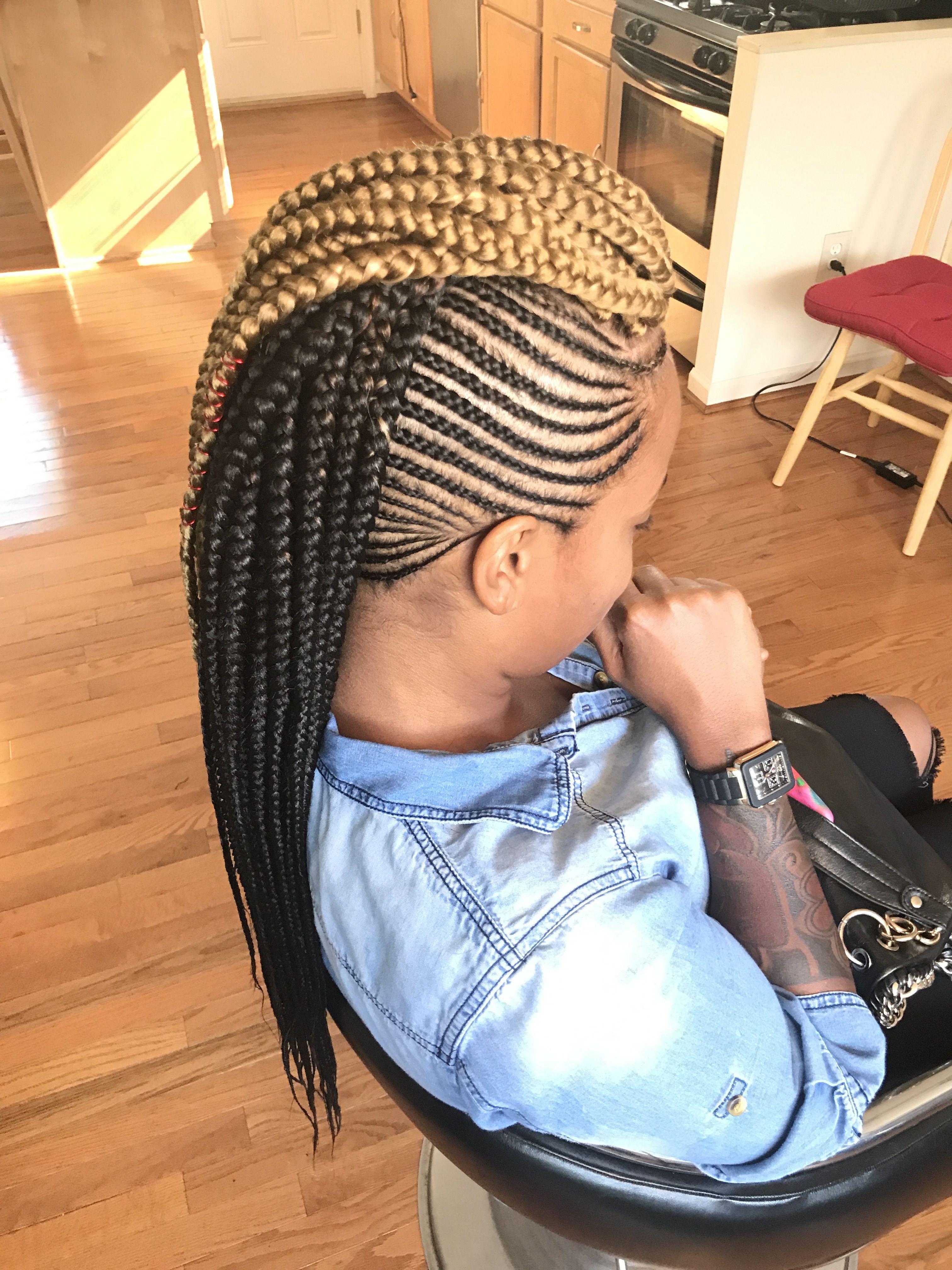 Pin by aja brown on hair pinterest braid hairstyles crochet