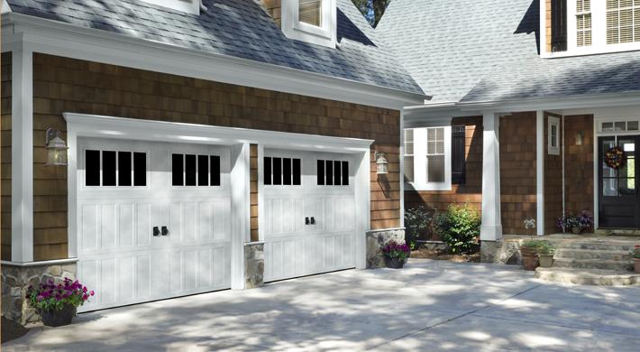 Garage Door Classica Northampton With Thames Windows And