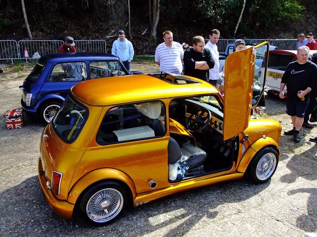 Majic Bodykit And Lambotek Doors Toys Mini Morris Classic Mini