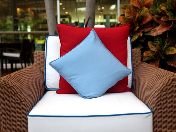 How To Clean Outdoor Cushions Need Try This On The Swing That Was Left By Previous Owner