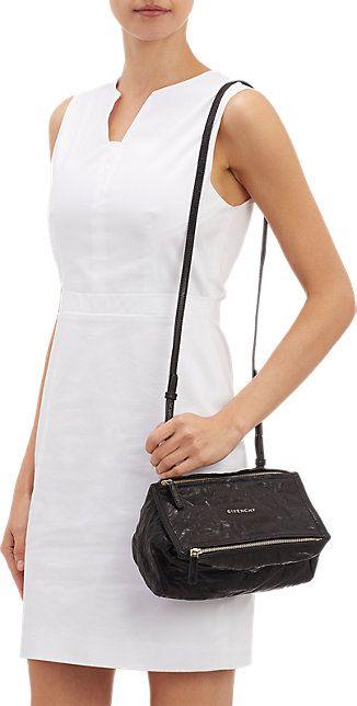 5ddf3b1cb76c Givenchy Mini Pepe Pandora Messenger - - Barneys.com