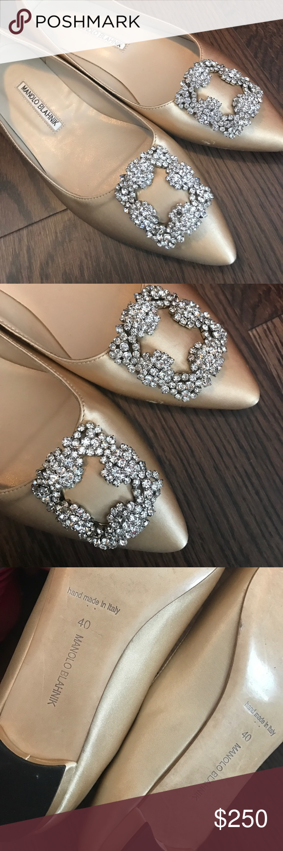 Manolo Blahnik Flats Like new Shoes Flats & Loafers