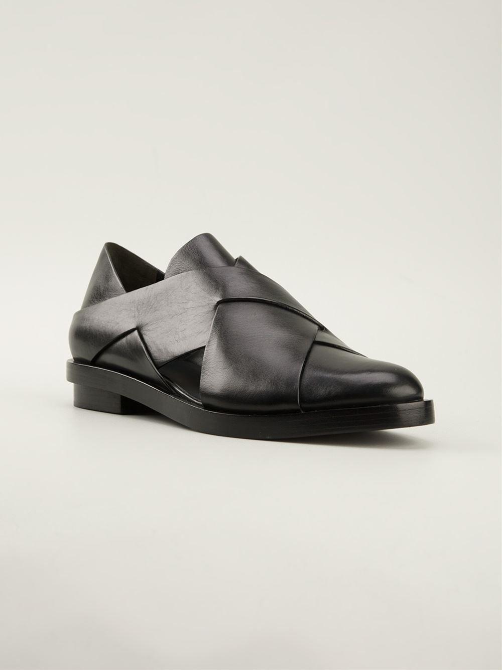 1dea03047 Alexander Wang `morgan` Loafers - Feathers - Farfetch.com