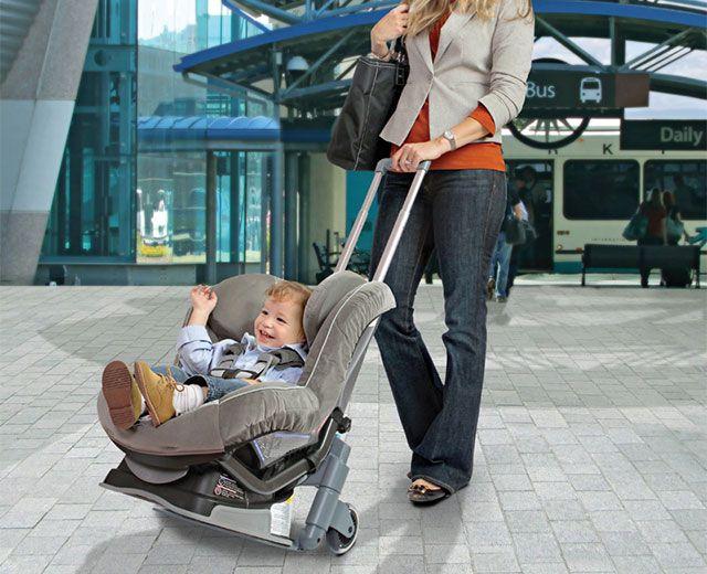 Car Seat Transporter   Car seats, Babies and Future children