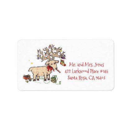 Holiday Return Labels - Xmascards ChristmasEve Christmas Eve - free christmas return address labels template