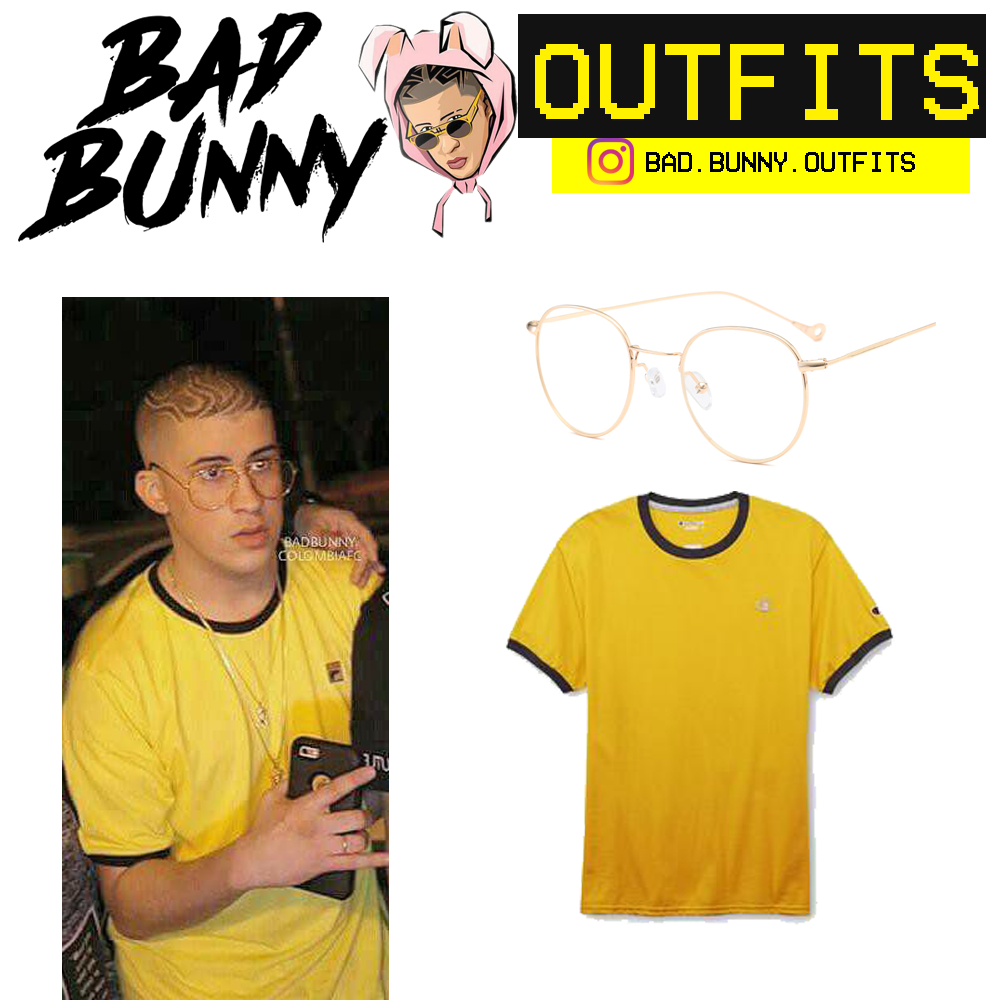 Bad Bunny ¿Donde compra su ropa?
