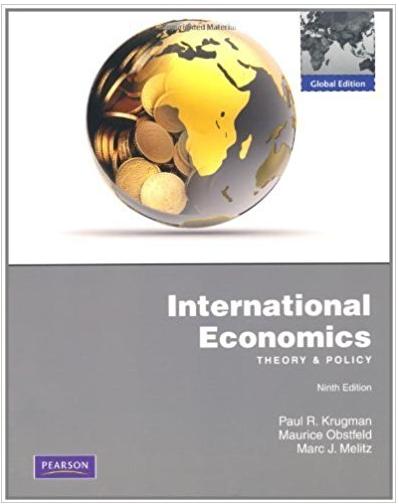PAUL KRUGMAN ECONOMIE INTERNATIONALE TÉLÉCHARGER