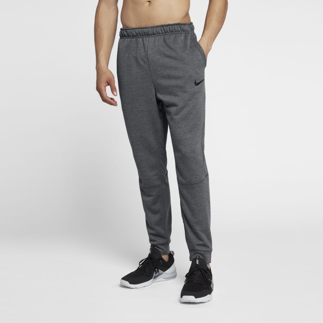 Nike Tapered Fleece Training Pants Dri-FIT 860371