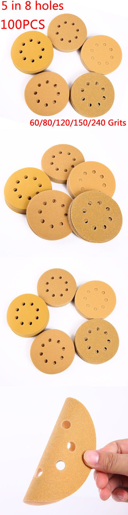 Sander Parts And Accessories 20796 100 Hook And Loop 5 Inch Sanding Disc Discs Drywall Sander Paper Sandpaper Pa Paper Sandpaper Drywall Sander