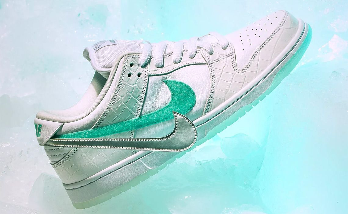 Where To Buy The Nike SB Diamond Dunks