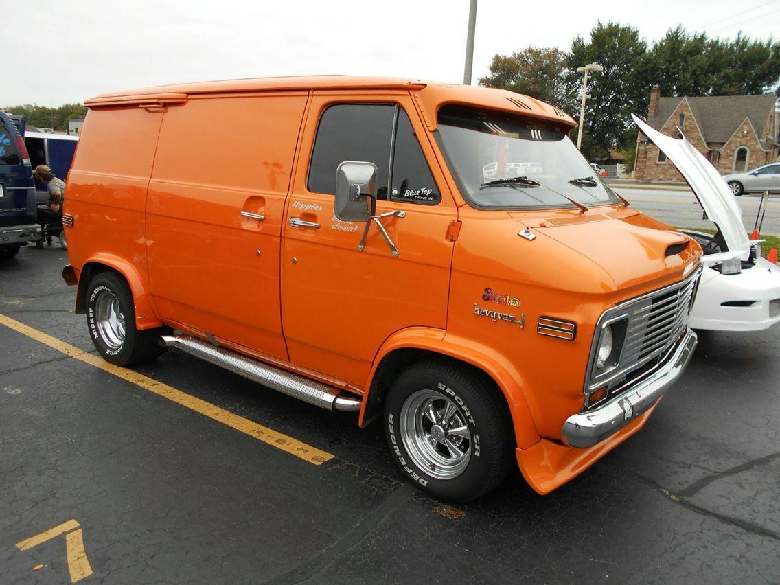 Custom 70 S Chevy Van Custom Vans Gmc Vans Chevy Van