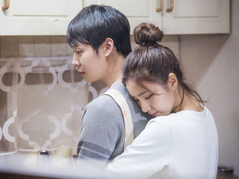 Our Top Ten K Drama Back Hug Scenes Part One Dengan Gambar Scene