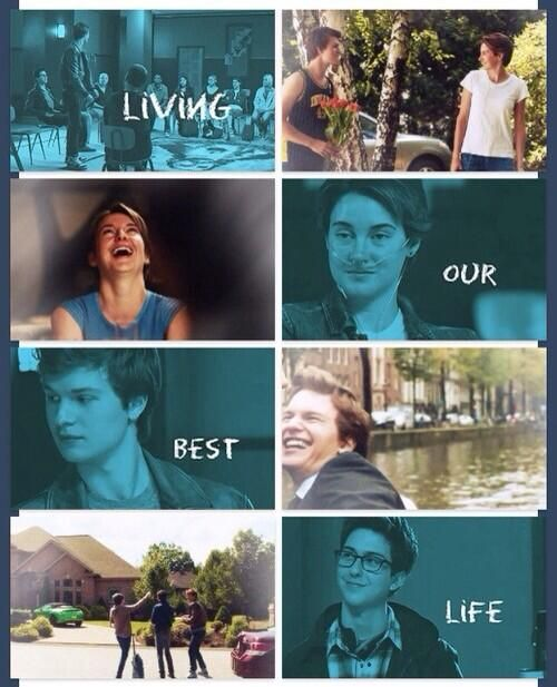 The Fault In Our Stars Shailenewoodley Bajolamismaestrella The