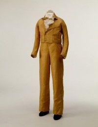 Knabenanzug (Landesmuseum Württemberg, Stuttgart; Frankenstein/ Zwietasch) 1805 Boys suit