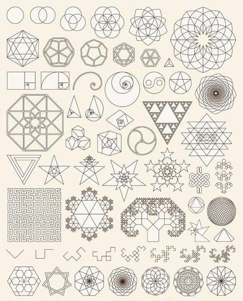 Sacred Geometry By Http Www Nakgeo Com Arte De Geometria Periodo Geometrico Geometria Sagrada