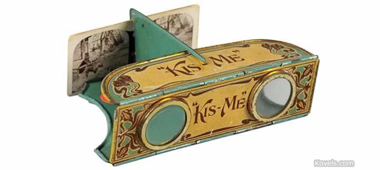 Stereoscope Cards