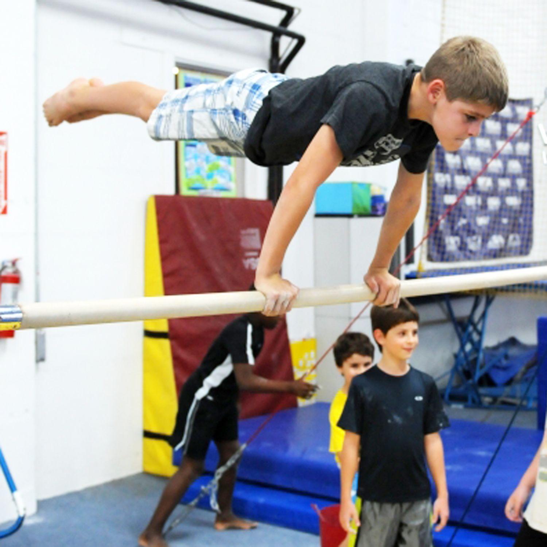 Pin by Bayside Sports Academy on Gymnastics Boys
