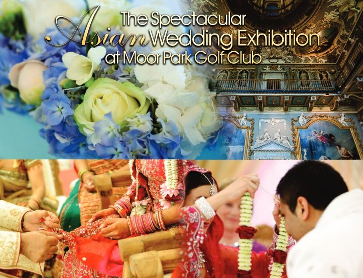 Wedding Fair Moor Park Golf Club Chilli Blossom Are Excited To Announce That On 8th March Along With Ishaara Events They Will Be Hosting The First Ever