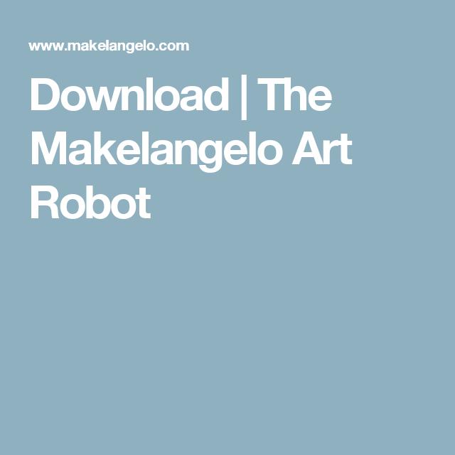 Download   The Makelangelo Art Robot   Laser cutting   Robot, Laser