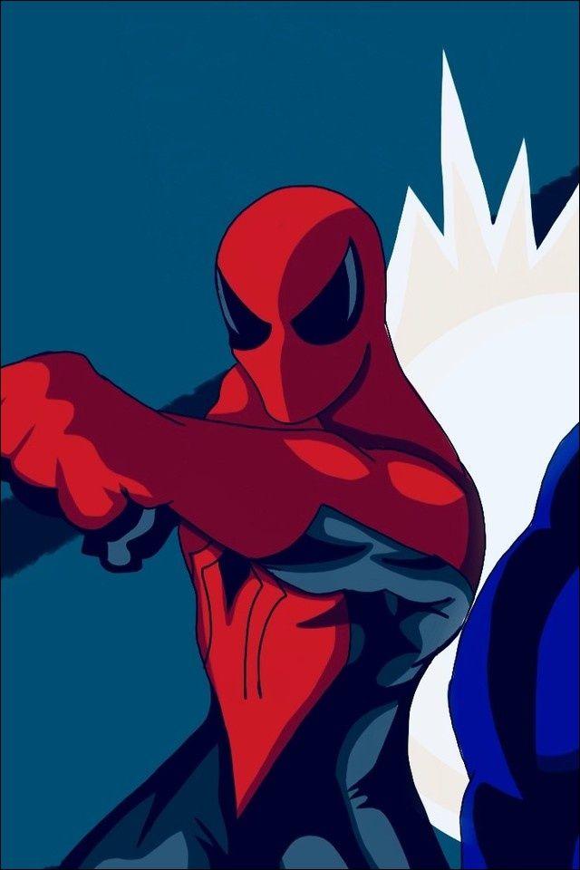 Iphone X Wallpaper Screensaver Background 148 Spiderman 4k Ultra