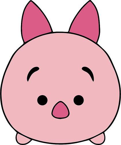Piglet Tsum Tsum Piglet Tsum Tsum Disney Tsum Tsum Disney Scrapbook