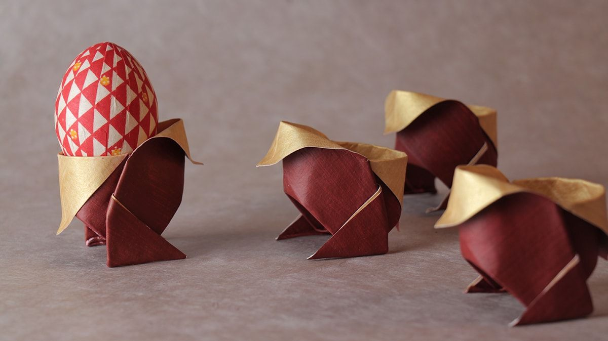 Rabbits Chicks Lambs And Other Egg Ceptional Easter Origami Origami Egg Origami Easy Origami