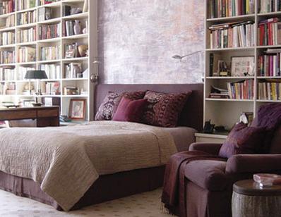 Cute Purple Interior Color with Luxury and feminine ideas