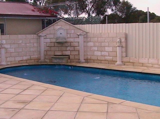 Modren Above Ground Pools Perth Inground Wa Poolmaster Paved In Design