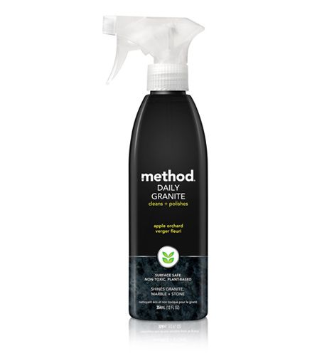 Daily Granite Cleaner Method Cleaning Products Wood Polish