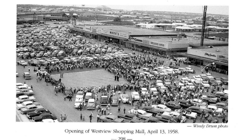Early On Westview Village Shopped There Worked There Till 1995